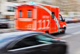Zwei Messerattacken in Hemelingen und Neustadt -  Opfer in Krankenhaus aufgenommen