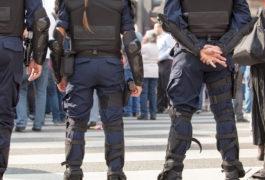 Tumulte in der Neustadt: Polizei setzt Pfefferspray ein - 35-Jähriger schwer verletzt