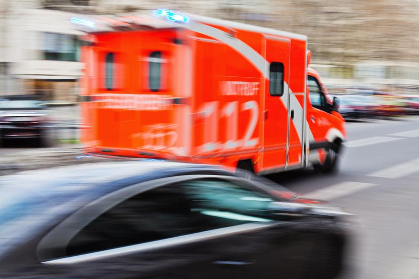 Einbrecher stürzt bei der Flucht vier Meter aus dem Fenster