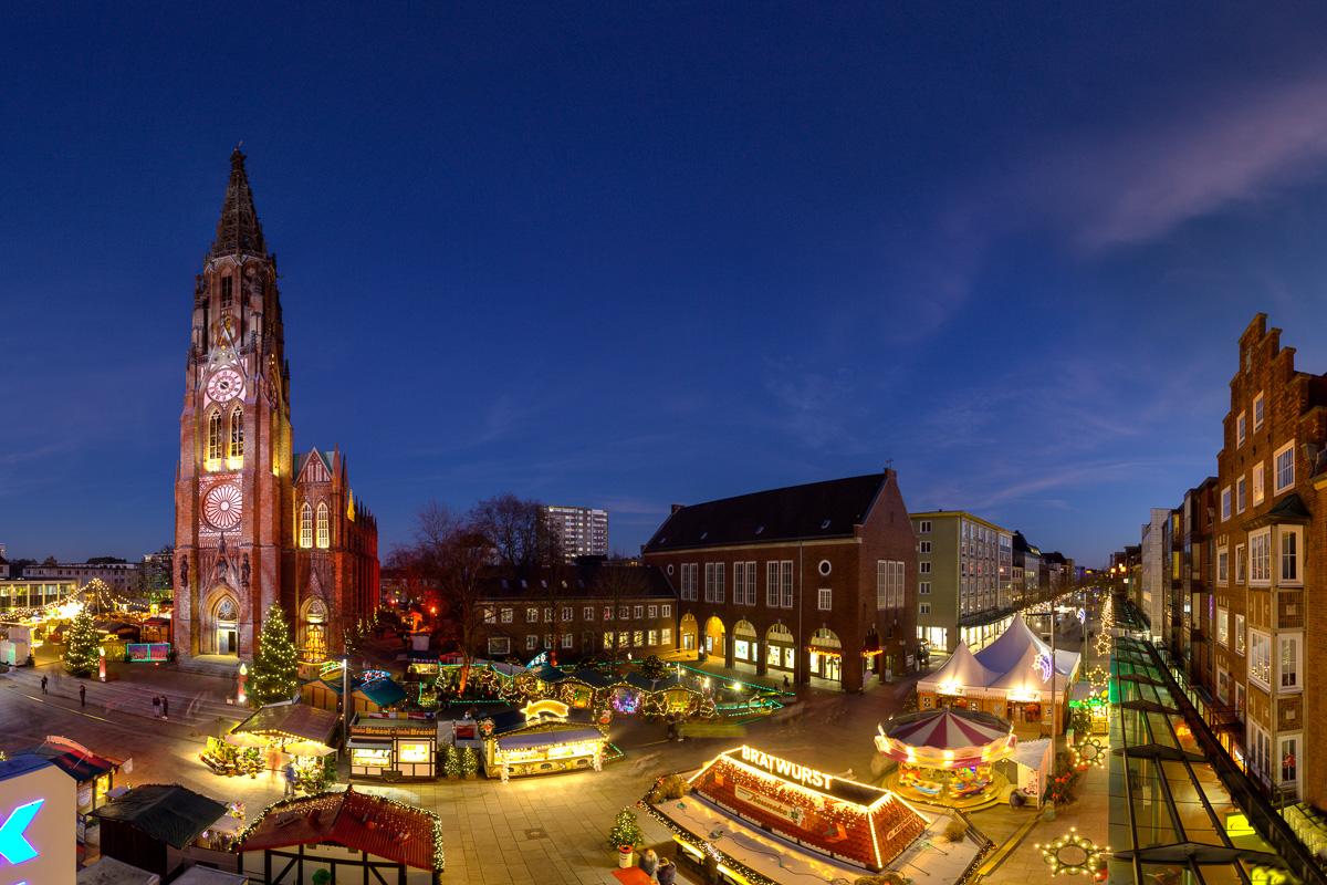 Totensonntag Weihnachtsmarkt.Weihnachtsmarkt Bremerhaven Eröffnet Polizei Warnt Vor