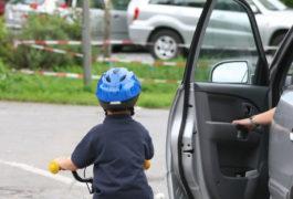 Sicher in die Schule – Polizei veranstaltet Aktionstag zum Thema Straßenverkehr