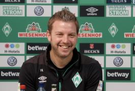 Werder Bremen Pressekonferenz [Komplett] 16. Mai - Werder Bremen gegen RB Leipzig