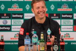 Bundesliga-Heimspiel: Werder Bremen gegen Fortuna Düsseldorf - Highlights der Werder Pressekonferenz im Video