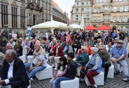 Keine Selbstverständlichkeit – Bremen feiert 70 Jahre Grundgesetz