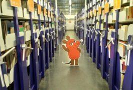 SuUB veranstaltet Taschenlampenführung für Kinder am 3. Oktober – Türöffner-Tag der Maus