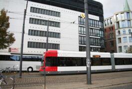 Straßenbahnlinie 8 darf ausgebaut werden - Bundesverwaltungsgericht bestätigt Planfeststellungsbeschluss