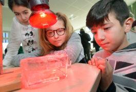 Energie und Wasser effektiv sparen – Bremer Schüler machen es vor