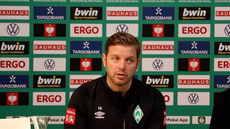 Pressekonferenz Werder