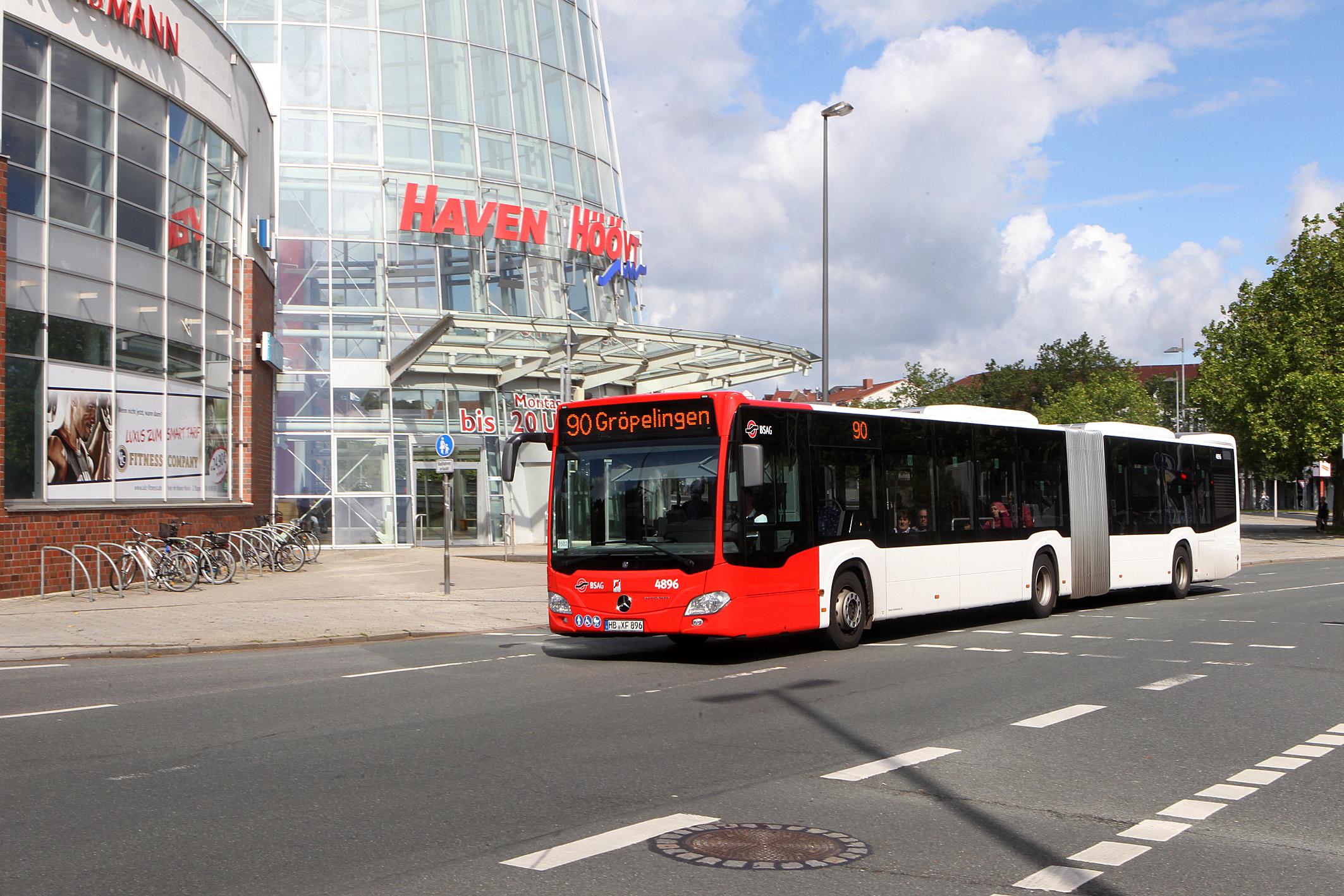 Neuer BSAG-Fahrplan gilt ab Montag, 4. Mai - Linien 26 und