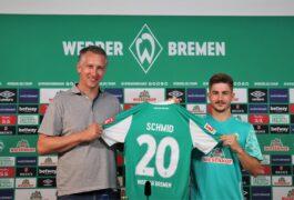 Werder stellt Romano Schmid vor [Video]