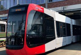 """Neue Straßenbahn """"Nordlicht"""" geht an den Start – So könnt ihr sie euch ansehen"""