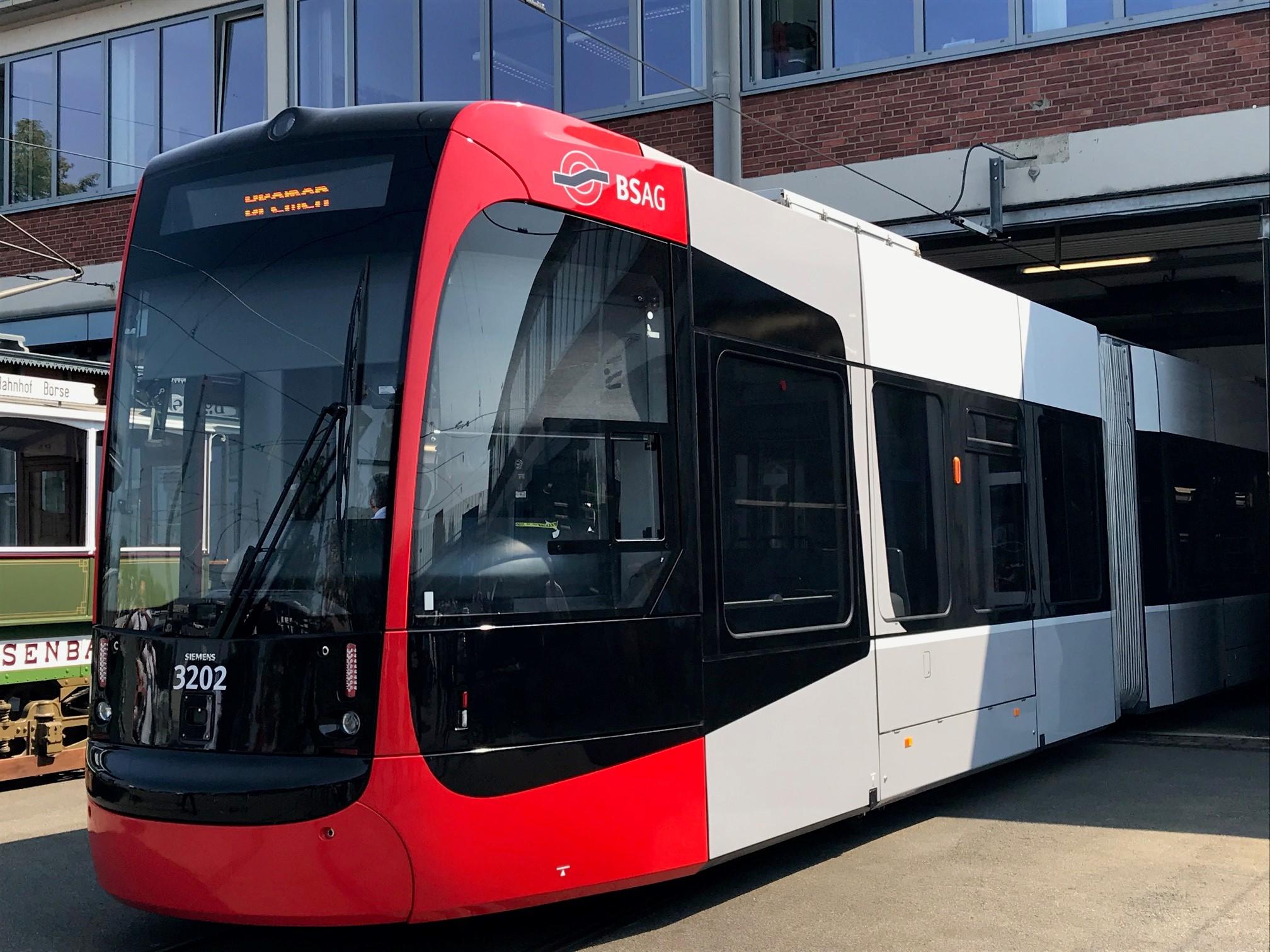 """Neue Straßenbahn """"Nordlicht geht an den Start - So könnt"""