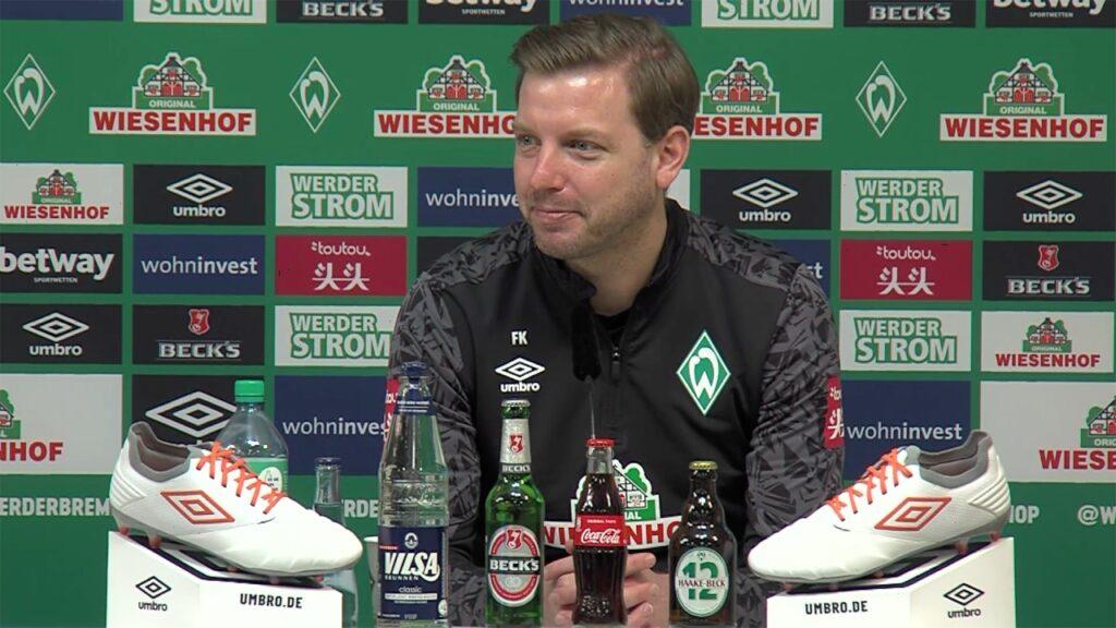 Pressekonferenz Mönchengladbach