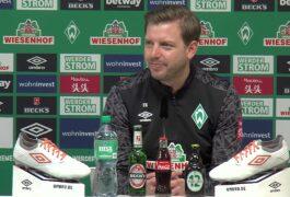 Bundesliga-Auswärtsspiel: Werder Bremen gegen Hertha BSC - Highlights der Werder-Pressekonferenz (VIDEO)