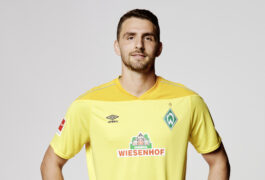 Werder-Torhüter Stefanos Kapino wechselt nach Sandhausen