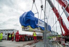 Neues Blockheizkraftwerk Hastedt